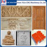 Ranurador del CNC de madera 1325 para el mármol de acrílico del PVC de madera de metal del MDF