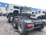 Carro resistente de la pista del alimentador de Sinotruk HOWO 6X4
