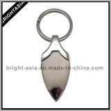 Kundenspezifische Andenken-Zink-Legierungs-Schlüsselkette für förderndes Geschenk (BYH-10676)