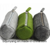 De kleine Gevoelde Zakken voor Gevoelde Pen DIY doen het Kleurrijke Geval van het Potlood in zakken