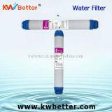 Filtro de água com carbono ativado granulado GAC = Udf