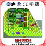Замок парка атракционов темы джунглей капризный для крытого центра игры