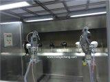 ロボットヘルメットのための自動カラーコーティングのペイントライン
