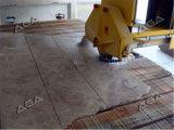 Il ponticello del granito ha veduto per le mattonelle di taglio che coprono il preventivo largo (HQ400/600/700)