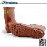 Китайское дешевое 35kv изолируя обувь ботинок безопасности электрической работы резиновый