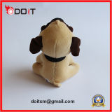 Juguete relleno del Chew del juego de los juguetes del Squeaker del animal doméstico del perrito del perro de la felpa