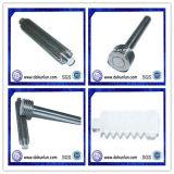Benutzerdefinierte Kleine Metall / Kunststoff Schneckengetriebe