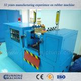 Máquina de borracha aberta do moinho de mistura do uso do laboratório