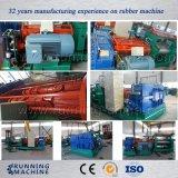 Borracha e máquina plástica Xk-560 do moinho de mistura