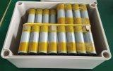 bloco da bateria de lítio de 12V 64A para a potência solar