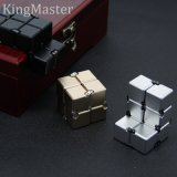 Druck-Verkleinerungs-Spielzeug des König-Master Creative Infinite Cube