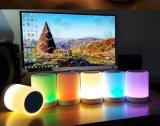 7 Farben, die beweglichen LED Bluetooth Lautsprecher des drahtlosen Baby-Licht-ändern