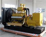Gerador elevado do diesel da prova do som da central energética de Effidicency 600kw