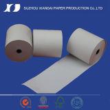 Papier thermosensible chaud de la vente 80mm*80mm de l'usine en papier thermosensible Rolls de la Chine pour le côté