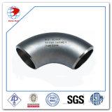 3 codo ASME B16.9 de la pulgada A182 F316L LR 45D
