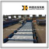 Telhas de telhado vitrificadas do servo motor Kxd-828 que fazem a máquina
