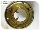 Sellado del metal de hoja--Sellado--El sellado del acero y el cinc amarillo platearon