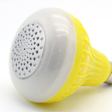 Smartphone ha gestito il mini altoparlante senza fili di Bluetooth con la lampada del LED (WA-361)