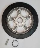 CNC maschinell bearbeitetes Aluminiumlegierung-Rad
