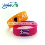 Fornitore Forpromotion del braccialetto del silicone della Cina