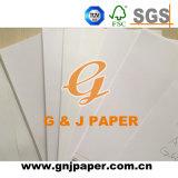 überzogenes Glanz-Papier der Seiten-25*37inch zwei für Buch Prodution