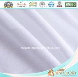 Il cotone 100% giù rende impermeabile l'anatra di bianco 5% del tessuto giù, cuscino di riempimento della piuma di 95%