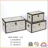 時代物の家具の装飾的な収納箱の宝石箱のギフト用の箱
