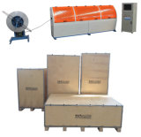 Máquina de aço de madeira automática da tira da caixa de embalagem