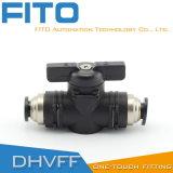 Клапан Desing руки Hvff пластичный пневматический подходящий Fito