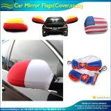 Tampa de anúncio nacional da bandeira do espelho de carro da impressão (B-NF11F14007)