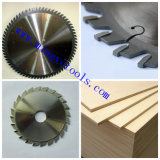 El Tct circular vio el carburo de tungsteno de la lámina para el corte de madera, corte de aluminio