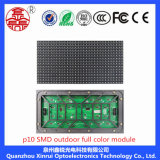 Im Freien P10 farbenreiche LED Bildschirm-Baugruppen-Bildschirmanzeige