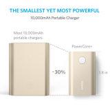 Batería externa de la alta capacidad del cargador del Portable de Anker Powercore+ 10050 con la batería portable de la potencia de Anker de la carga rápida 2.0 de Qualcomm