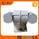 câmera do laser PTZ do IP da visão noturna HD de Hikvision 1.3MP CMOS 300m do zoom 20X
