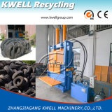 Machine hydraulique de presse de pneu de rebut