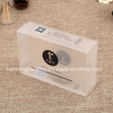 Caixa de brinquedo de dobramento desobstruída plástica da impressão de /Plastic da caixa de presente do animal de estimação/caixa do animal de estimação