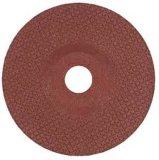 Rodas de moedura do centro deprimido & discos de lixamento da fibra da resina