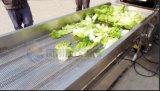 排水している振動自動野菜機械、野菜脱水機の水分を取り除く