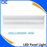 300X1200mmの天井板ライト工場価格48WのセリウムLEDのパネル