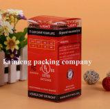 Plastikc$führen-flasche Paket pp., das Kasten mit Plastikeinlage (Kasten wartet der führenden, Flasche)