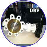 API 4A Lug Wafer Metal to Metal Butterfly Valve