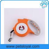 Factory Pet Supply Product LED Retractable Pet Lead Dog Leash