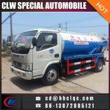 Low Price 4m3 Camion d'égout Camions-citernes à aspiration