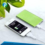 Nueva batería de la potencia de la aleación de aluminio de la alta capacidad del estilo 10000mAh para los teléfonos elegantes