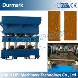 Peau de porte en métal faisant la machine, machine gravante en relief de plaque de la porte 3600t