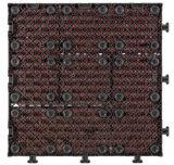 Umweltfreundlicher haltbarer Fabrik-Preis-Gummiplattform-Fliese-Fußboden
