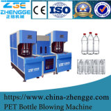2000PCS/H de semi Automatische Blazende Machine van het Huisdier/de Plastic Machine van het Afgietsel van de Fles
