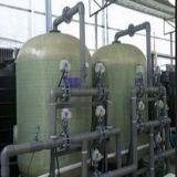 Fuente de la fábrica FRP GRP filtro del tanque de agua / purificación de aire del tanque