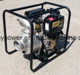 Dieselkraftstoff-Aufzug-Pumpe China-2inch mit großer Absaugung