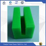 Usure élevée résistant à UHMWPE, bloc en plastique d'Upe pour faire des pièces de machines